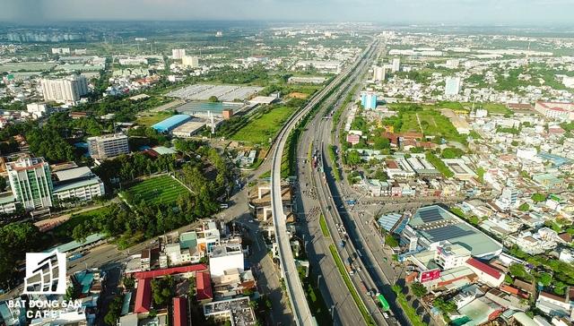 Đầu tư bất động sản vùng đô thị vệ tinh Thành phố Hồ Chí Minh lên ngôi