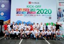 giai chay seabank run for the future 2020 trao tang 27 suat hoc bong khuyen hoc tri gia gan 22 ty dong