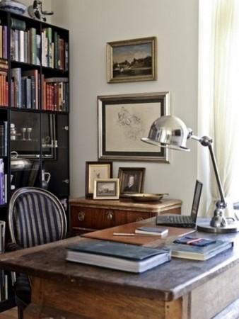 image002 Cùng nhìn qua mẫu phòng làm việc đầy cảm hứng cho quý ông