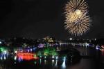 Hà Nội thêm điểm bắn pháo hoa ở bãi giữa sông Hồng