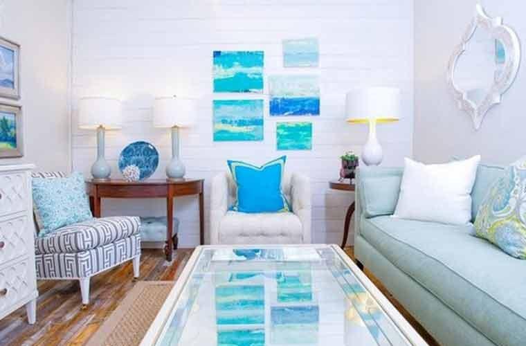 Ý tưởng thiết kế hoàn hảo cho phòng khách nhỏ