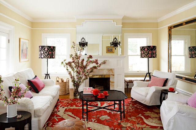 Bí quyết bài trí nội thất với bàn trà màu đen