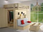Thiết kế nội thất thông minh cho căn hộ nhỏ