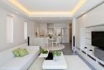 Cách gắn kết không gian trong thiết kế nội thất