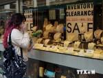Thị trường vàng thế giới sôi động bởi nhân tố Ukraine