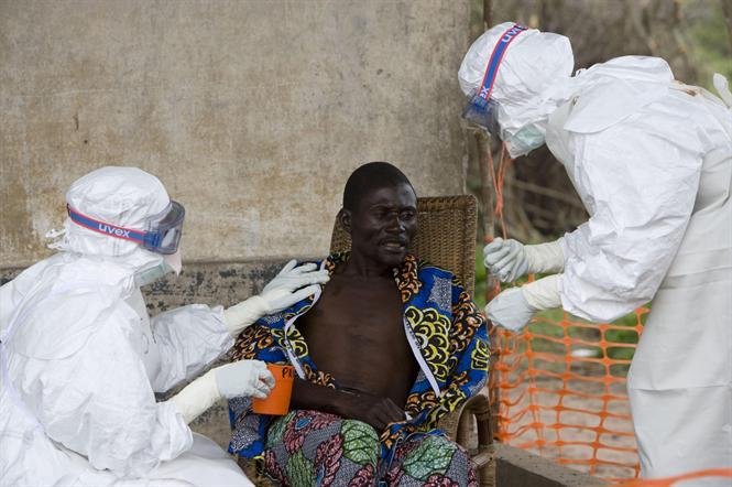 Hơn 3.000 người nhiễm virus Ebola