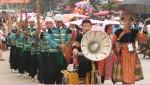 Lễ hội trên Cao nguyên Mộc Châu mừng Tết Độc lập
