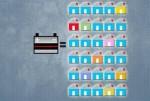 Tái chế ắc quy cũ thành pin mặt trời