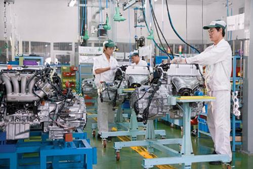 Doanh nghiệp chế xuất có vốn đầu tư nước ngoài bán hàng vào nội địa