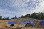 Tháng 9 trên công trình dự án Hầm đường bộ qua Đèo Cả