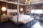 Bài trí ánh sáng hợp lý cho phòng ngủ hiện đại