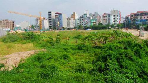 Đấu giá quyền sử dụng đất trên địa bàn Thủ đô có quy định mới