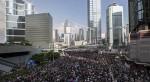 Biểu tình ở Hồng Kông có bước leo thang mới