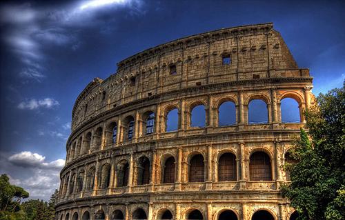 Rome - thành phố của vẻ đẹp vĩnh hằng