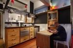 Thiết kế siêu hợp lý cho căn hộ 16m2