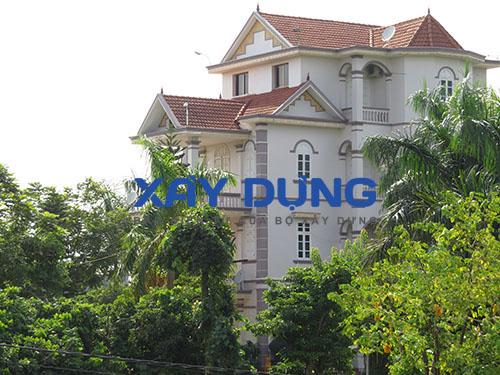 Thái Nguyên ngày càng nhiều dinh thự đẹp