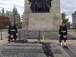 Hiện trường vụ xả súng Tòa nhà quốc hội Canada