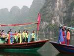 Bảo tồn làn điệu hát giao duyên vùng biển di sản Vịnh Hạ Long