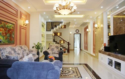 Thiết kế ánh sáng hài hòa cho ngôi nhà đẹp (3)