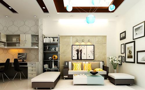 Thiết kế ánh sáng hài hòa cho ngôi nhà đẹp (2)