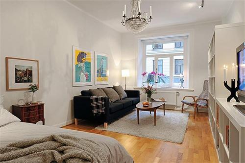 Bài trí nội thất cải thiện nhược điểm ngôi nhà
