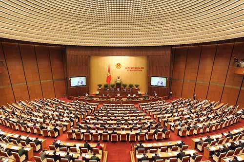 Quốc hội thông qua các Nghị quyết còn lại và bế mạc kỳ họp