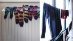 Phơi quần áo trong nhà đe dọa sức khỏe gia chủ