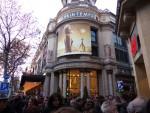Những hình ảnh Paris rực rỡ mùa Giáng sinh