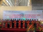 Thứ trưởng Phan Thị Mỹ Linh thăm mô hình trung chuyển xử lý rác  đầu tiên ở Hà Nội