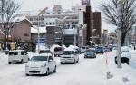Nhật Bản: Nhiều hoạt động tê liệt do bão tuyết