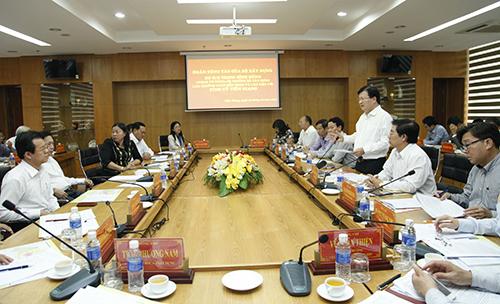 Bộ trưởng Trịnh Đình Dũng đề nghị tỉnh Tiền Giang cần chú trọng đến quy hoạch và phát triển đô thị