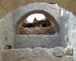Phát hiện lối vào cung điện của Herod Đại đế
