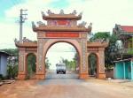 Phong trào hiến đất xây dựng nông thôn mới ở Vĩnh Chấp