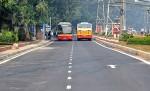 Hà Nội: Đưa làn dành riêng cho xe buýt trên đường Yên Phụ vào khai thác