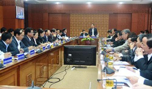 Quảng Nam ưu tiên đầu tư phát triển nông thôn, miền núi