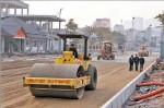 Hà Nội: Ðẩy nhanh tiến độ thi công đường vành đai 2