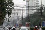Những cây cột không thể... đứng thẳng ở Thủ đô