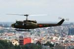 Hình ảnh cận cảnh vụ nổ máy bay UH-1, 4 chiến sĩ hy sinh