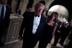 Trump đón năm mới cùng 800 khách mời tại biệt thự ven biển