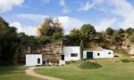 Ngôi nhà xây dựng dưới hang đá tại Tây Ban Nha