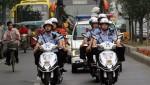 Cảnh sát Trung Quốc được cử đến khách sạn 5 sao học cách cười