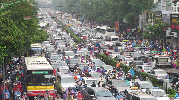Điểm tin 12/1: Giải thưởng hơn 6 tỷ đồng hiến kế Hà Nội chống ùn tắc giao thông