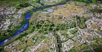 Quy hoạch hai bên sông Hồng theo hướng đảm bảo phòng chống lũ, tạo lập đô thị hiện đại