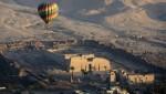 Ai Cập: Rơi khinh khí cầu chở 20 du khách, 13 người thương vong
