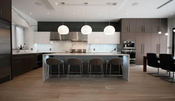 20 mẫu thiết kế tủ bếp mang đến trải nghiệm mới cho ngôi nhà