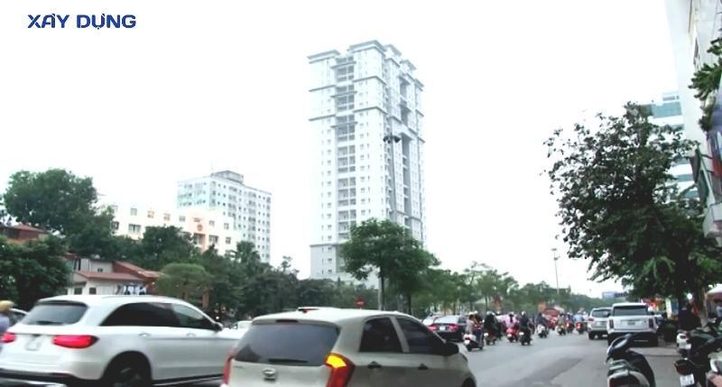 Nhà TĐC 4A Tạ Quang Bửu: Câu chuyện lãng phí và mù mờ trách nhiệm?