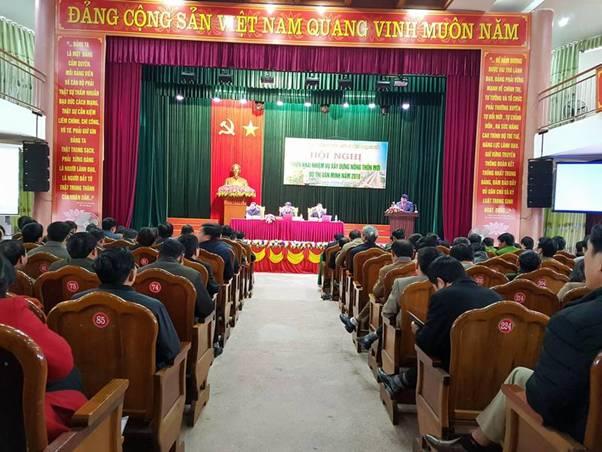 Huyện Thạch Hà (Hà Tĩnh): Bước chuyển trong xây dựng Nông thôn mới