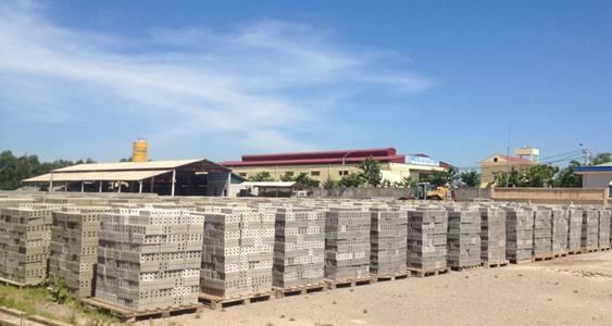 Quảng Bình: Khuyến khích cá nhân, doanh nghiệp tăng cường sử dụng vật liệu xây không nung vào các công trình