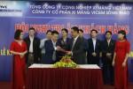 """VICEM Sông Thao """"bắt tay"""" nhà phân phối tiêu thụ xi măng"""