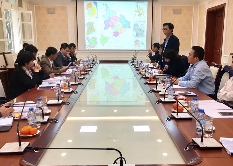 Thẩm định Nhiệm vụ quy hoạch xây dựng vùng tỉnh Kon Tum đến năm 2035